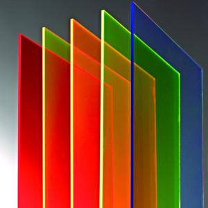 CRYLUX_Neon colr fluo pmma colato trasparente