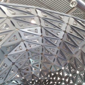 dibond composito alluminio polietilene