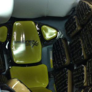 poliuretano espanso protezioni sportive poron