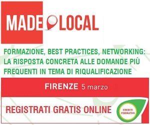 Made Local 2020, 5 Marzo Firenze