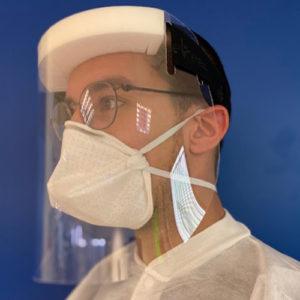 mascherina protettiva anti covind