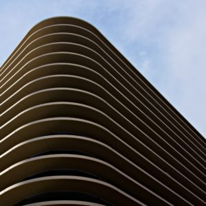 balconi alluminio composito nido ape alucore