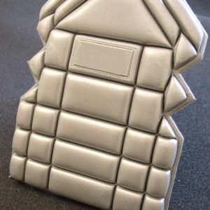 ginocchiera polietilene espanso termoformato