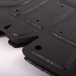 protezione polietilene termoformato abbigliamento sportivo
